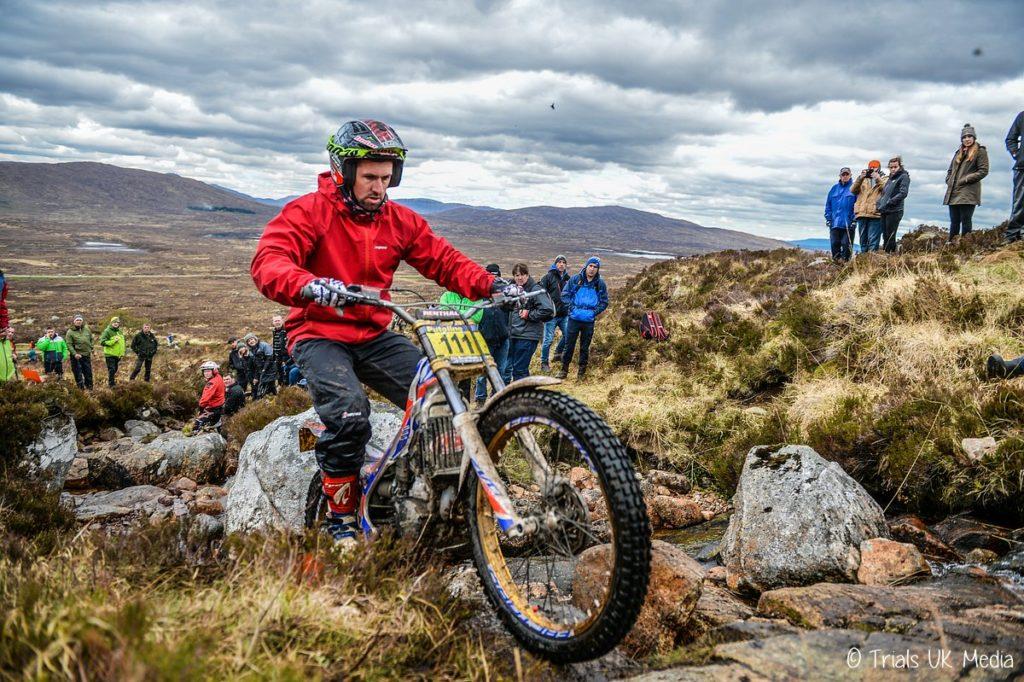 Scottish Six Days Trial: Day 4