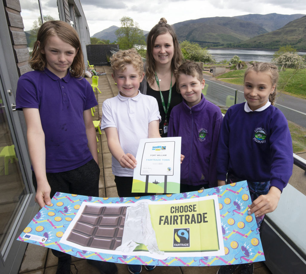 Fort William awarded official Fairtrade Town status