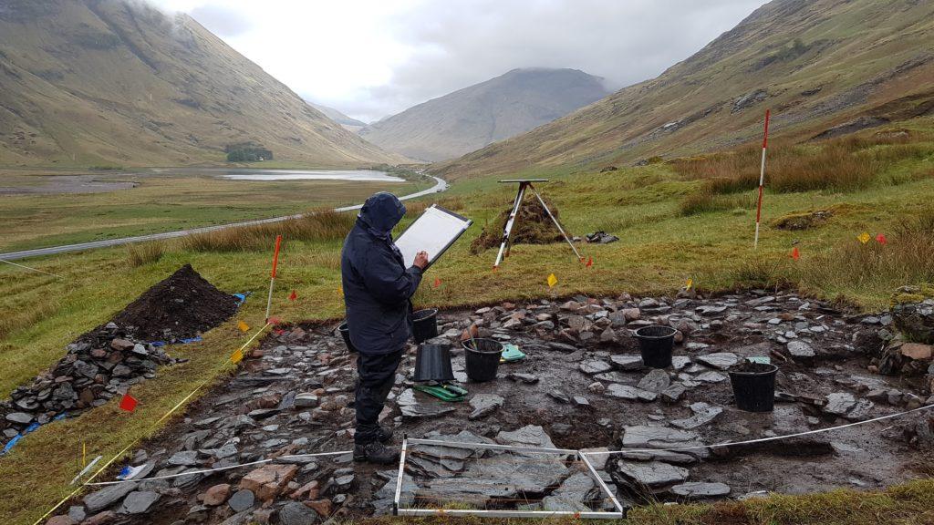Archaeologist reflects on 'excellent' Glencoe Massacre dig