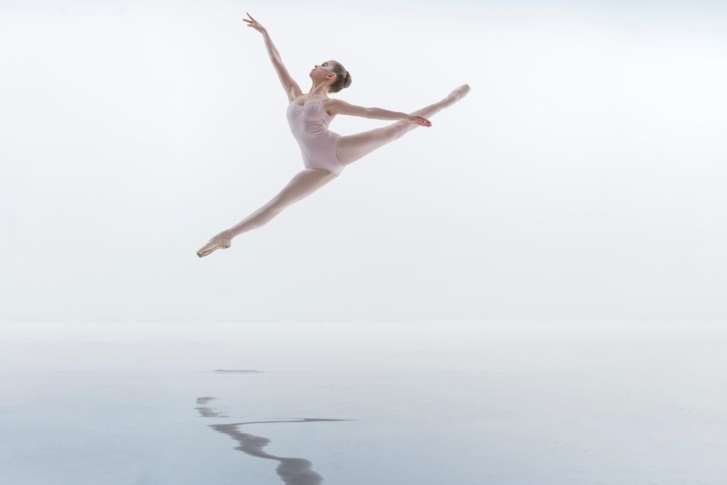 Day-to-day life of a ballet dancer
