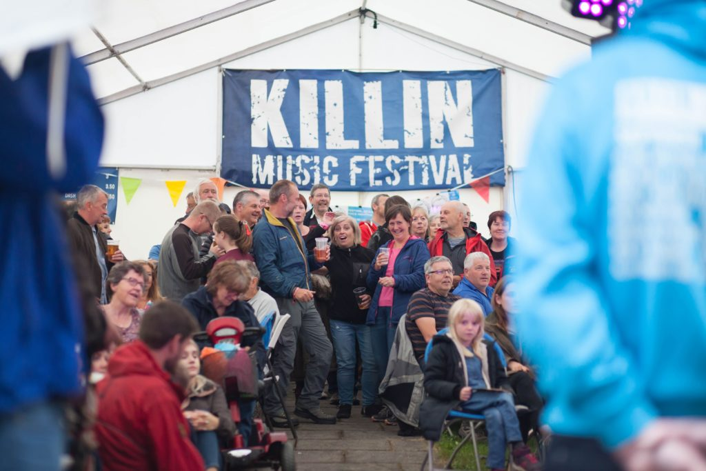 Last ticket batch released for Killin Music Festival