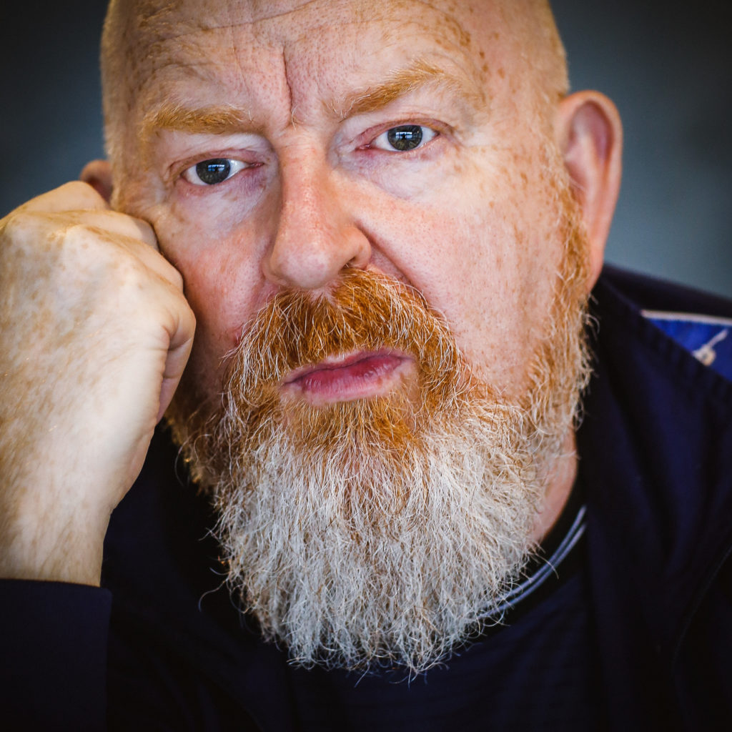 An evening of chat and chips with Alan McGee