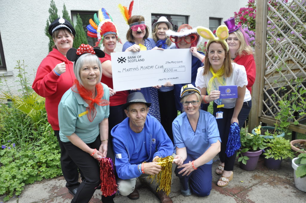 Panto In Scrubs raises laughs and money
