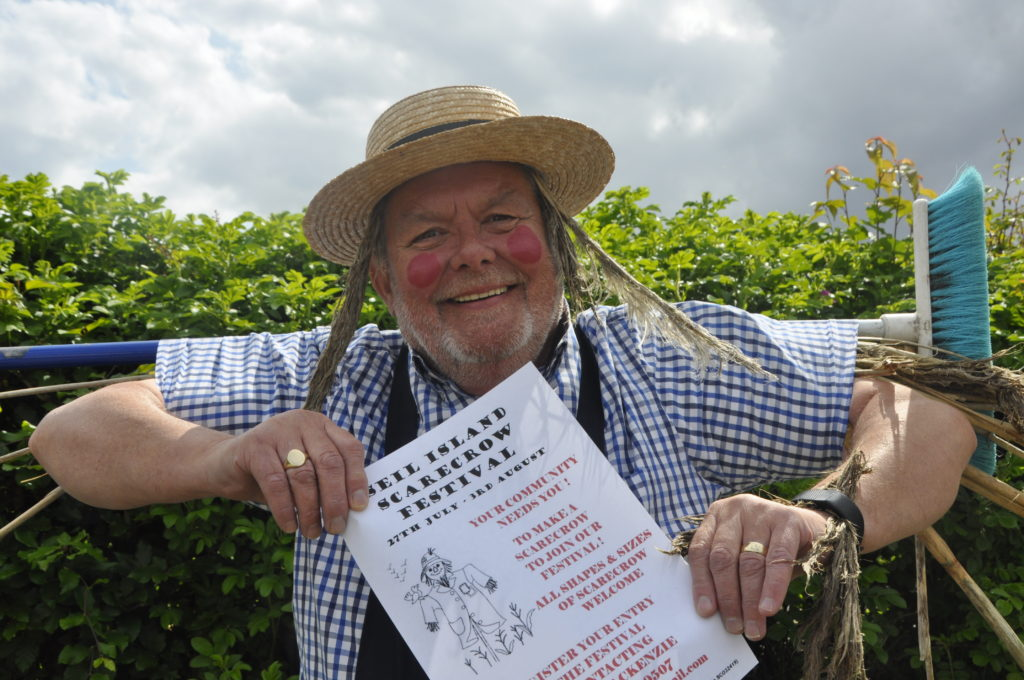 Scarecrows are coming to Seil