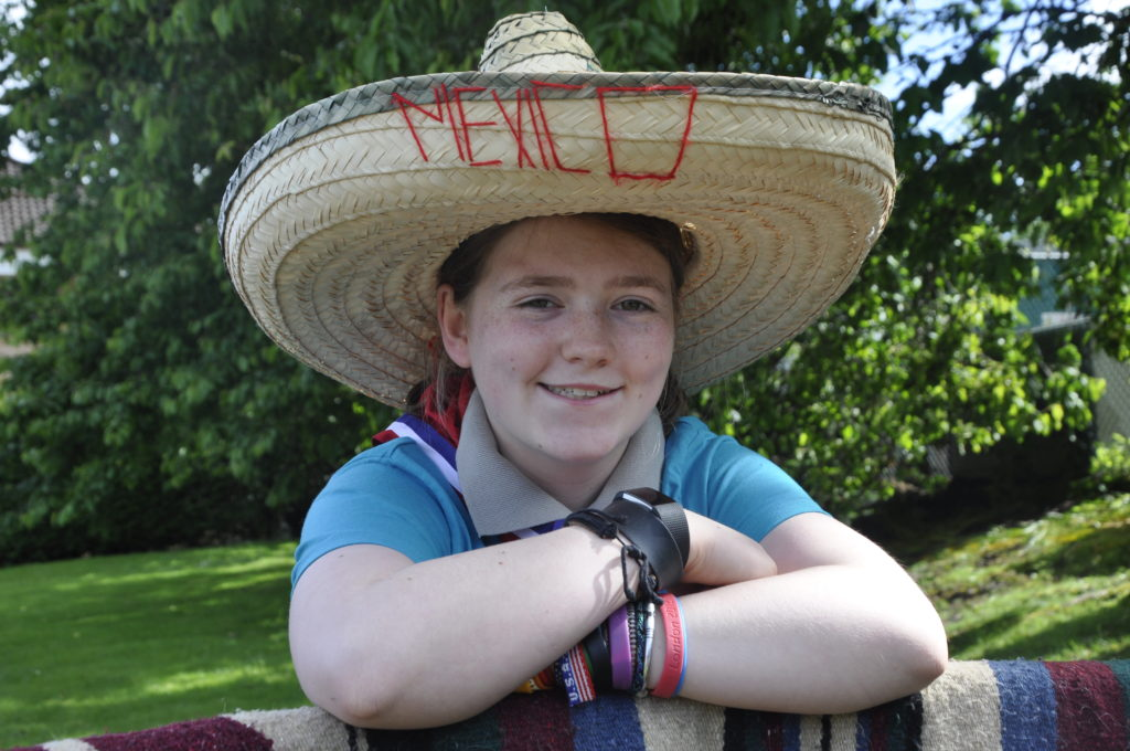 Charlotte takes girl power to Mexico