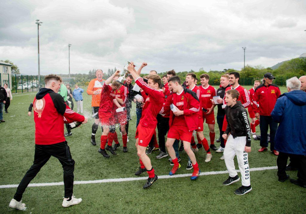 Jubilant Jags clinch Division 2 title