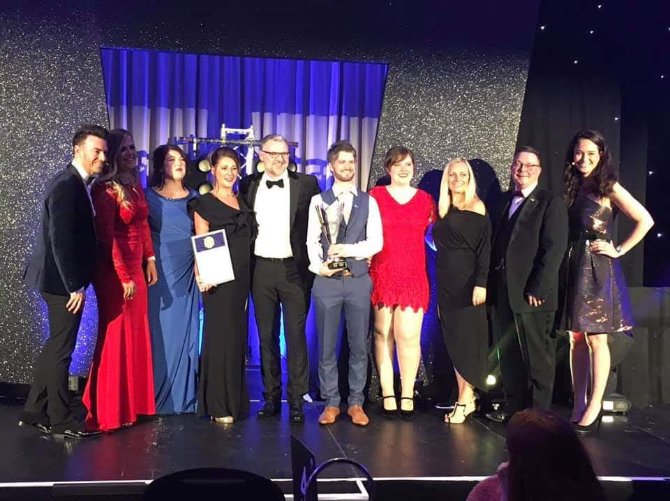 Excellence award for CalMac's commitment to training