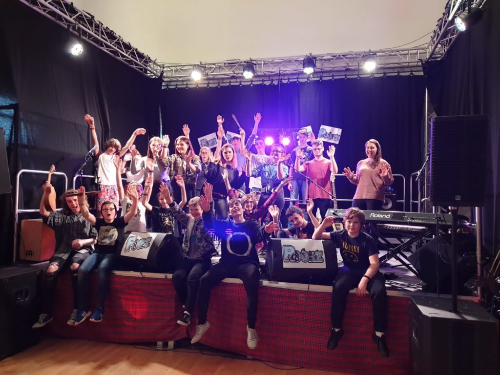 FortRockz music show to be annual event