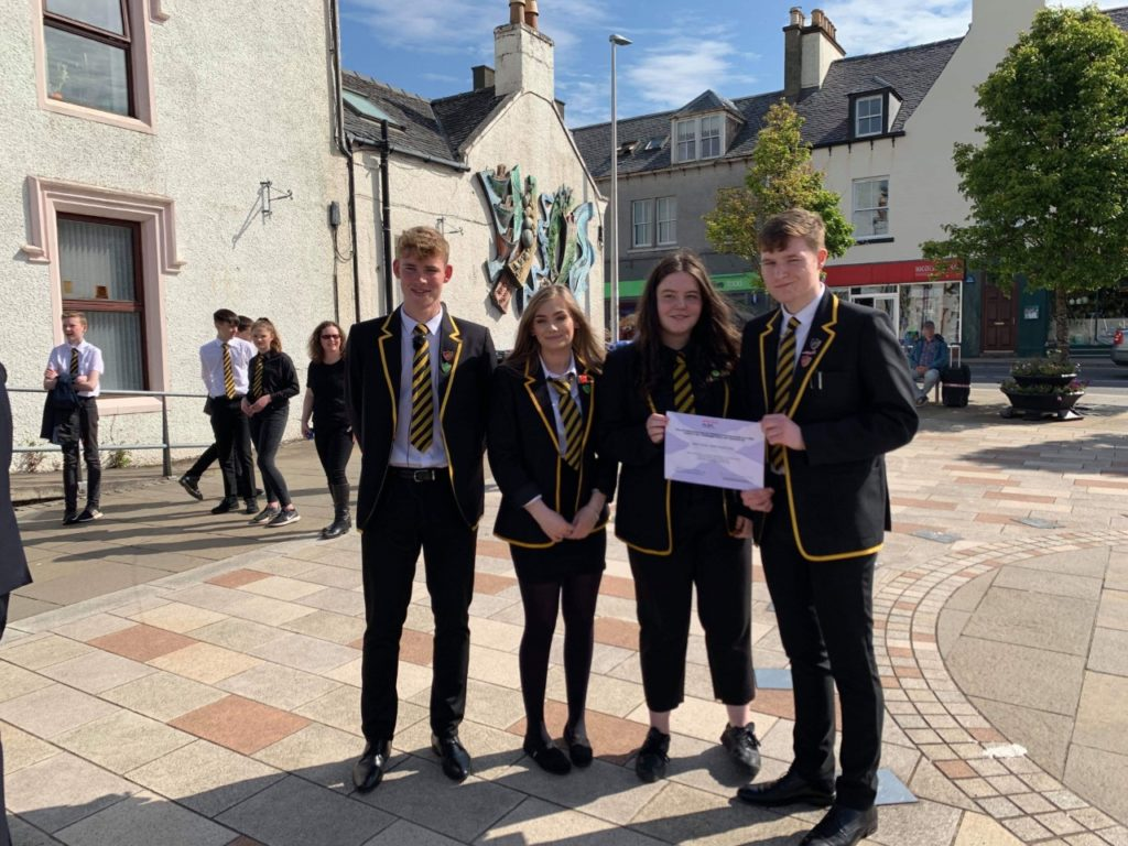 Western Isles schools get Iolaire certificates