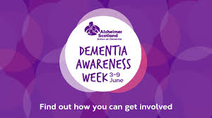 Alzheimer Scotland calls on Lochaber to get involved in Dementia Awareness Week