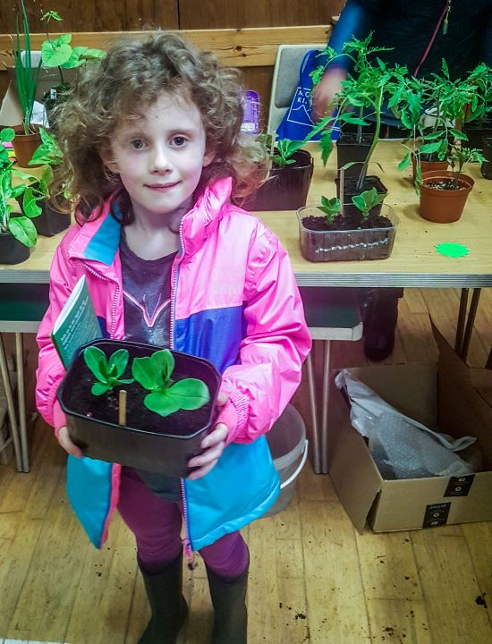 North Connel plant sale keeps growing