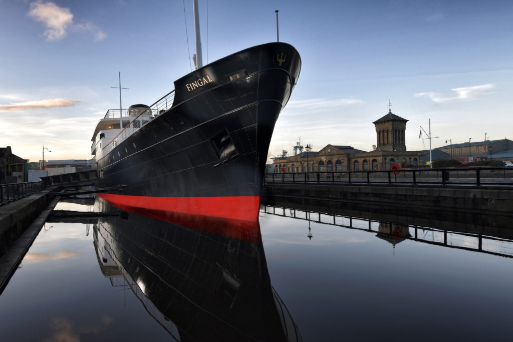 New lease of life for former Oban lighthouse ship