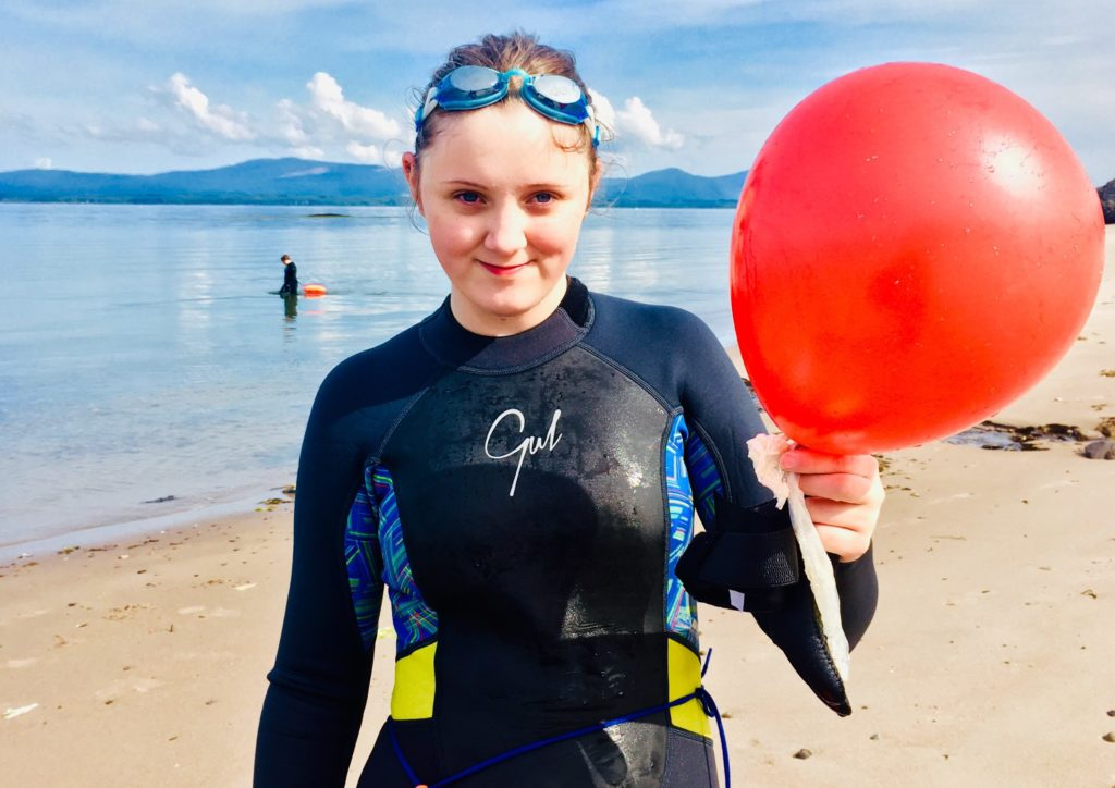 Charis comes to the rescue on World Oceans Day