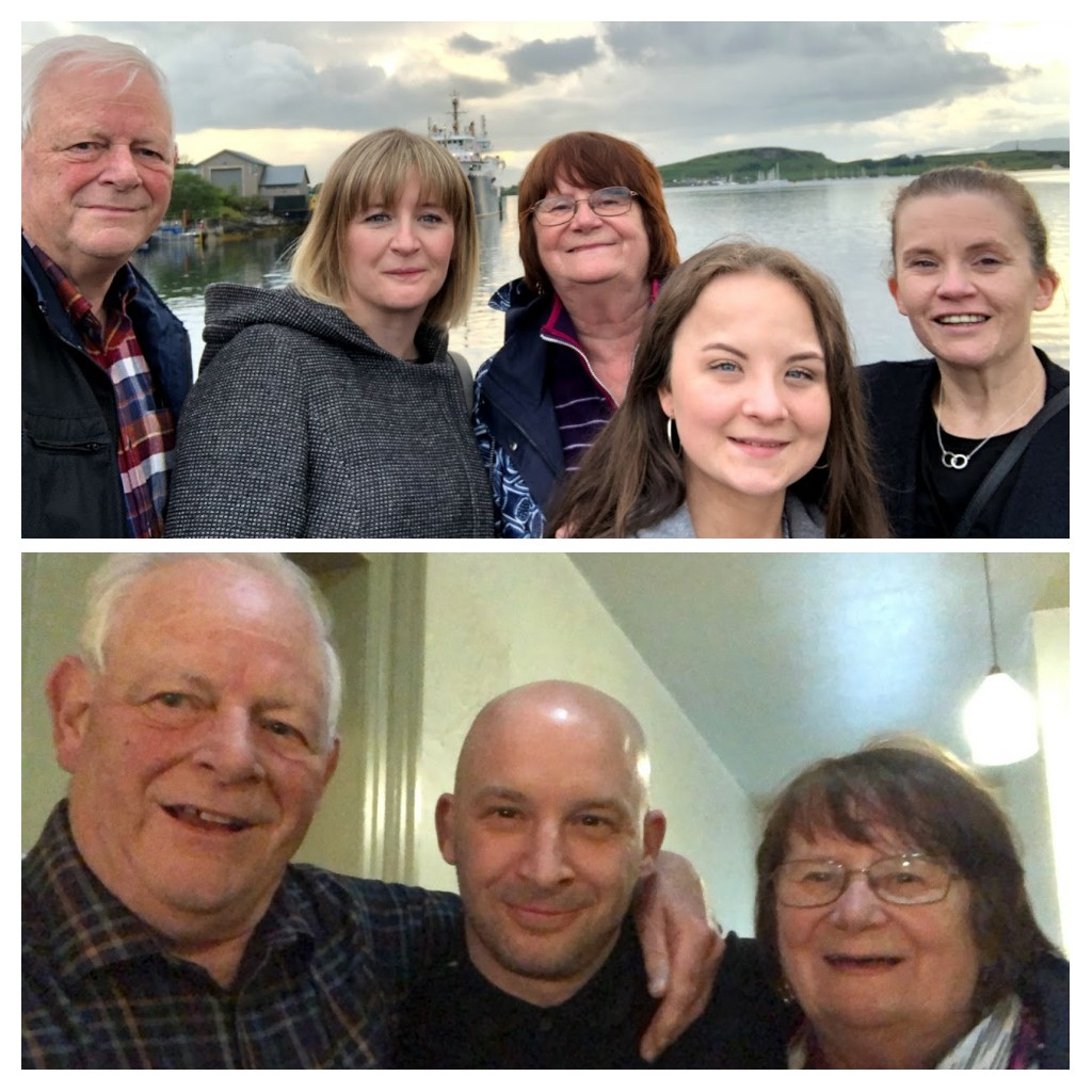 Bitter sweet reunion for Wigan couple