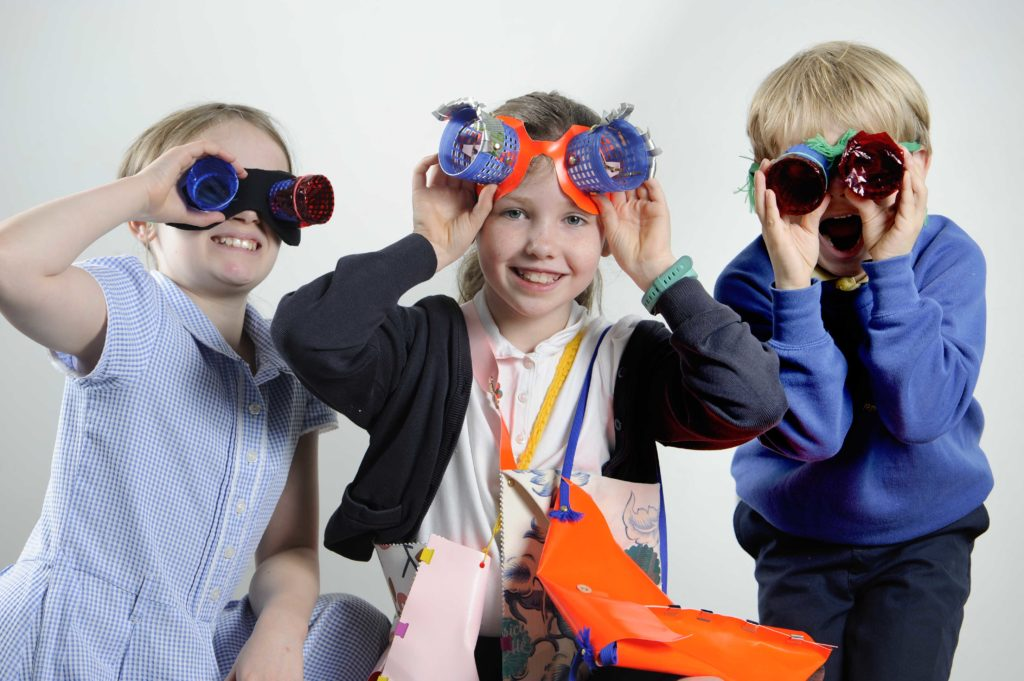 Inverlochy pupils aim for a waste-free world