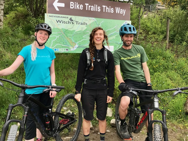 Nevis Range opens own bike school