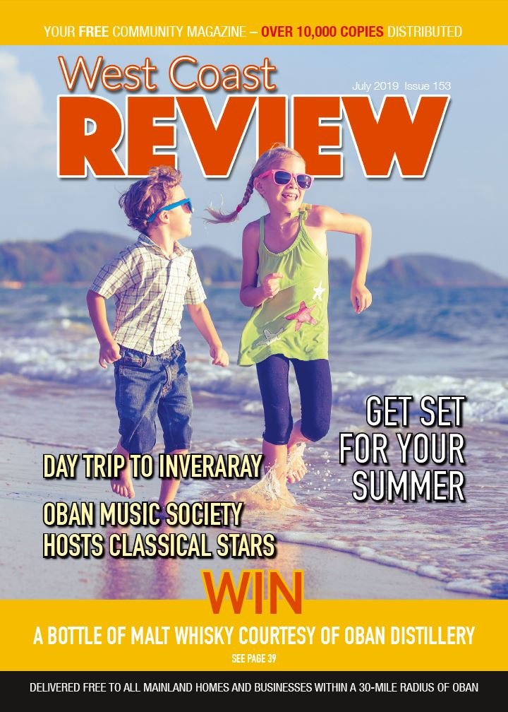 West Coast Review – July 2019