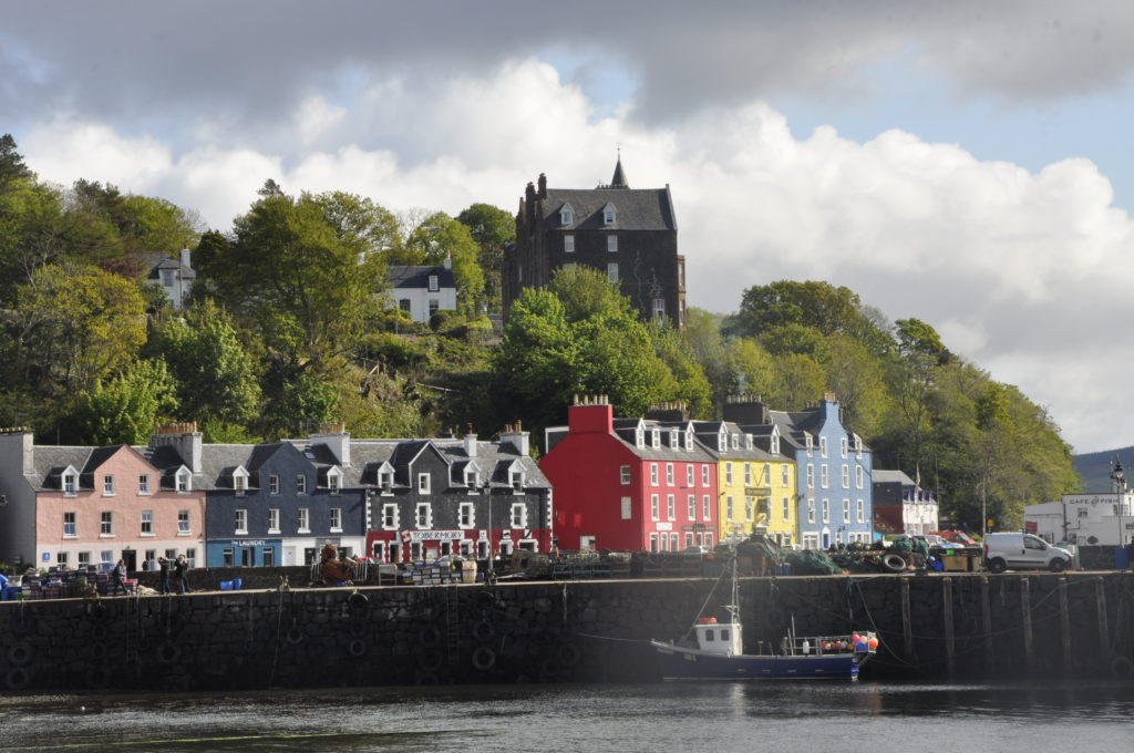 Mull housing proposal recommended for refusal due to flood risk