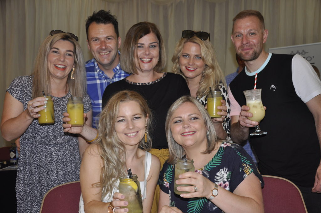 Gin festival puts town in good spirit