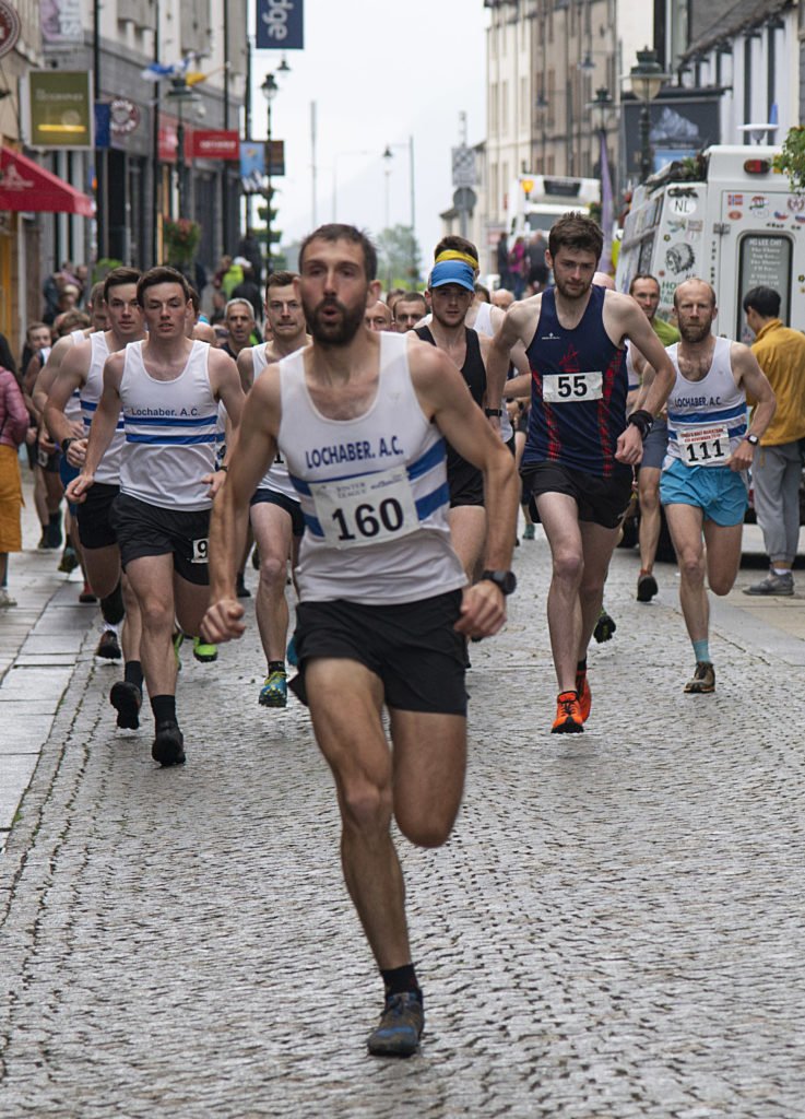 Cow Hill race tops off annual Triple Hirple