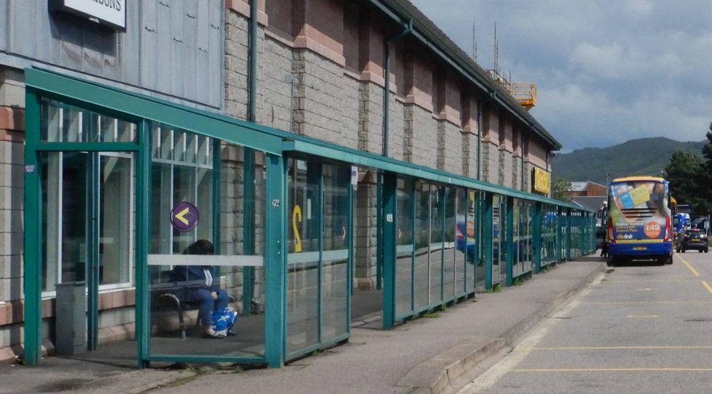 Concerns over state of Fort William Bus Station