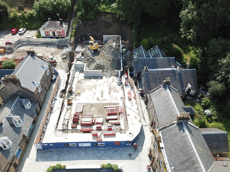 'So far, so good' as Fort cinema on track for May 2020 opening