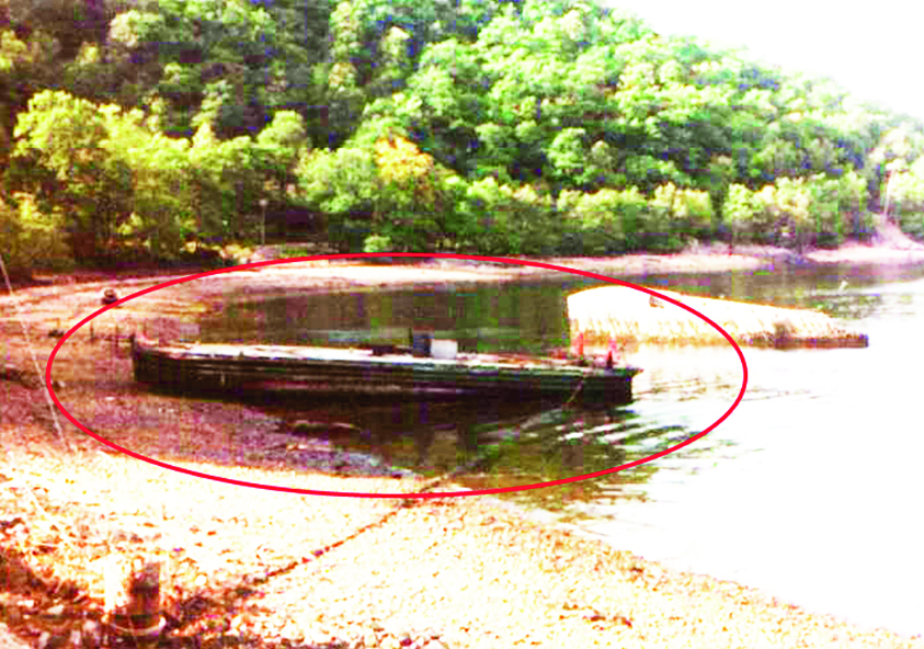 Hunt on for vanished Ballachulish ferry Glen Loy