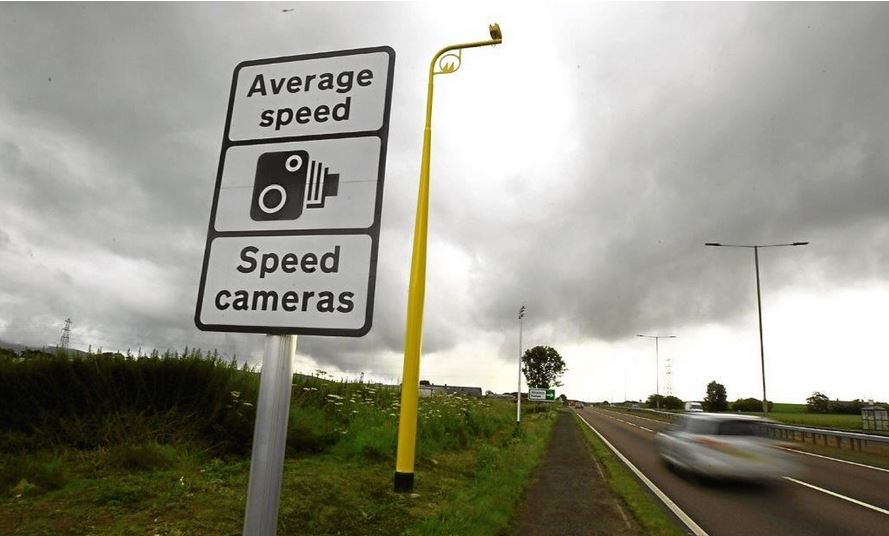 Average speed cameras to be installed between Tyndrum and Killin