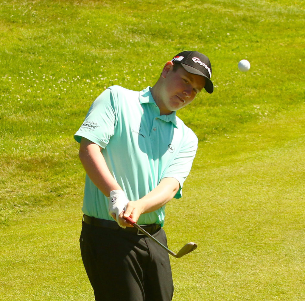 MacIntyre just misses out on Maiden Tour win