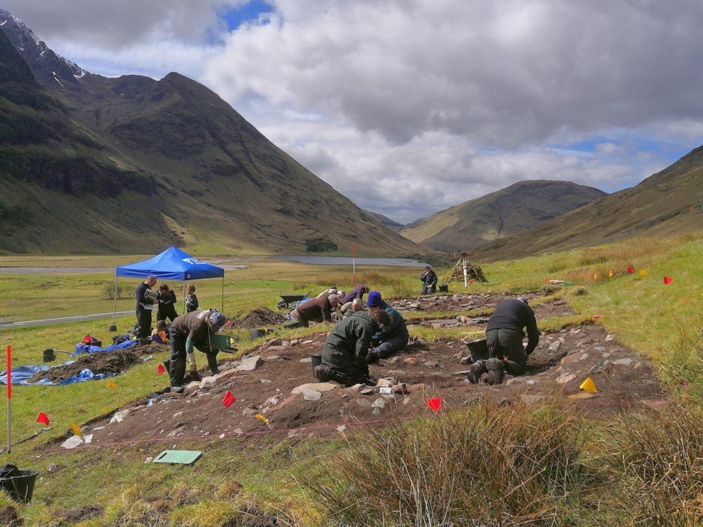 Lifting the turf on Glencoe's history