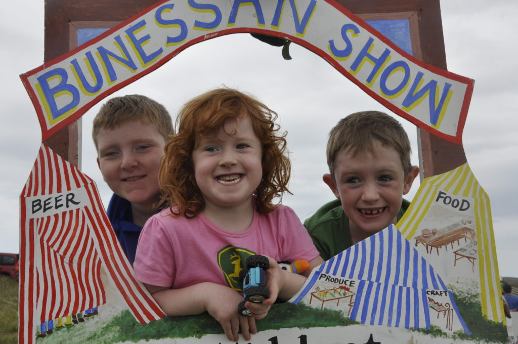 Champion of champions wins Bunessan title by one vote