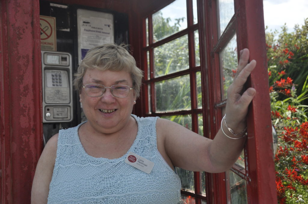 Last call to save phone box – for just £1
