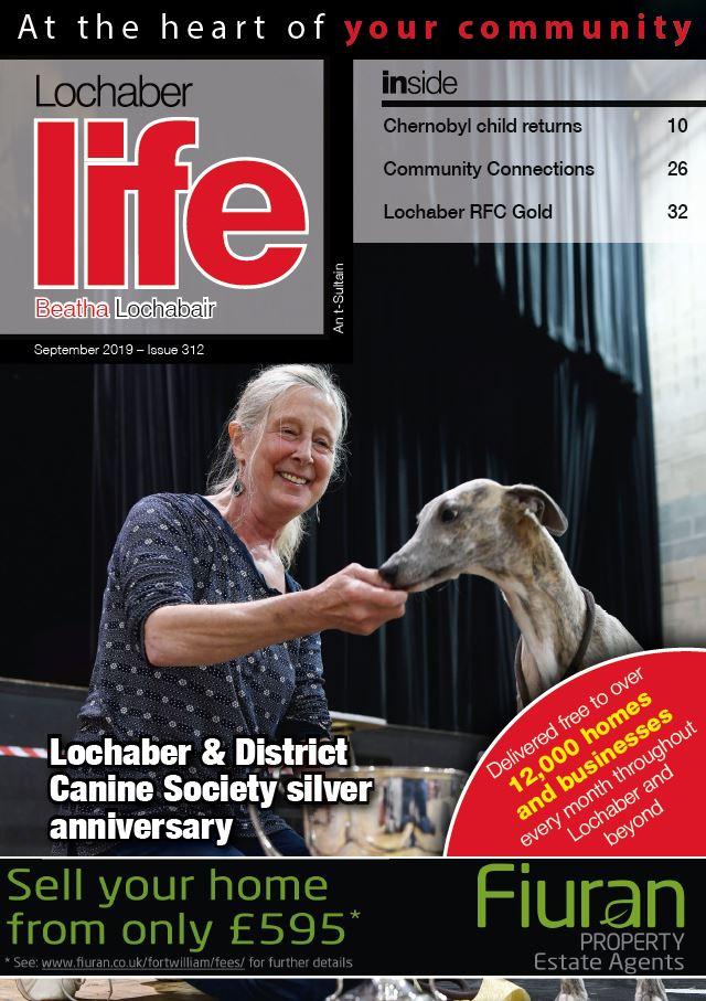 Lochaber Life – September 2019
