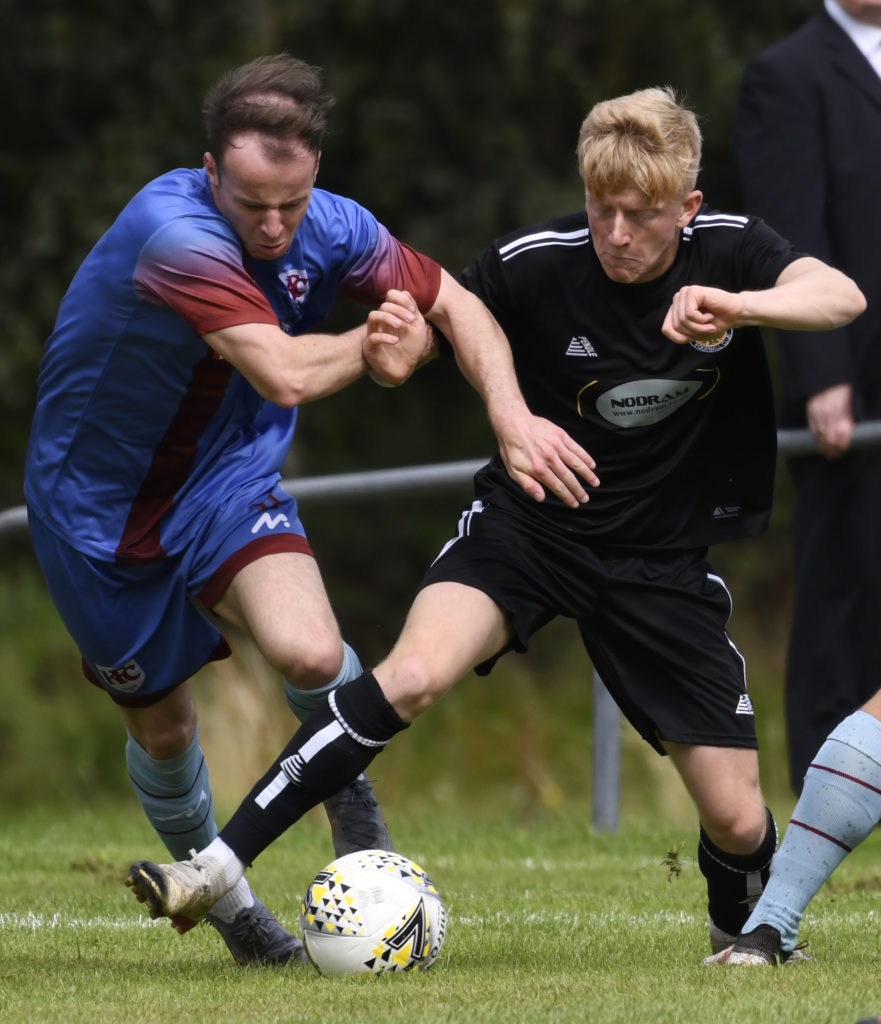 Fort William suffer narrow home defeat to Keith FC