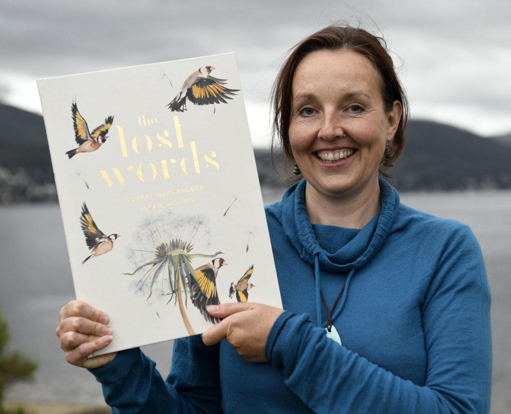 Lost Words now found in schools across Lochaber