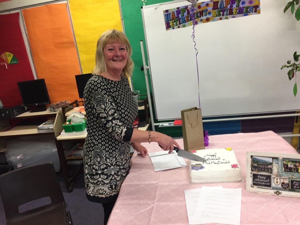 Head teacher of three Lochaber schools retires