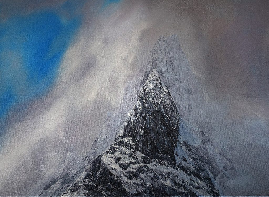 Mountain artist shortlisted for national prize