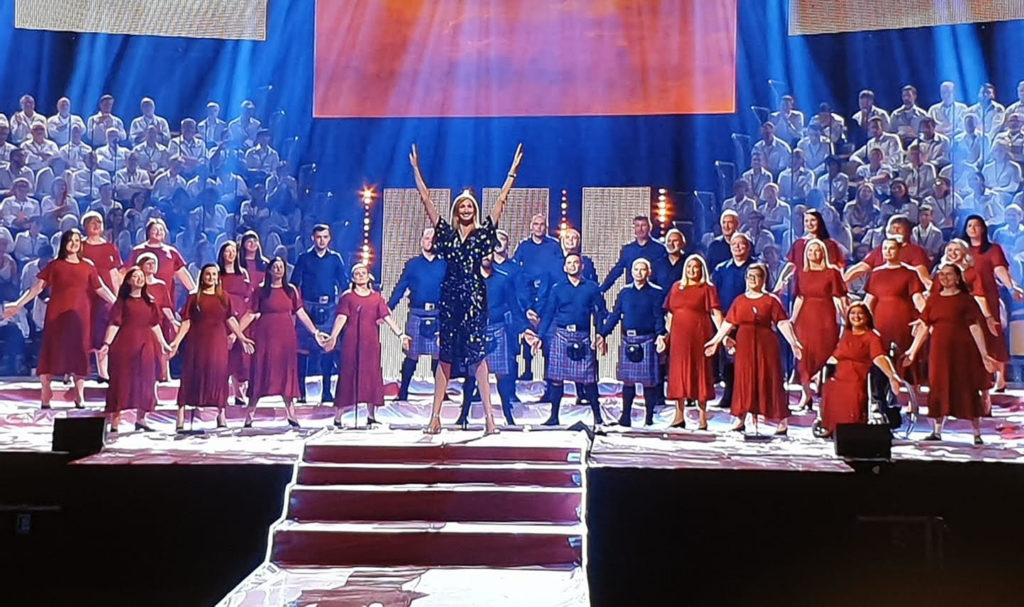 Eurovision endeavour for Gaelic choir