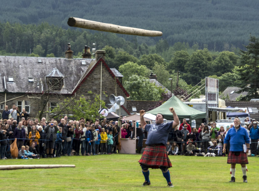 Killin Highland Games reaches 25-year milestone