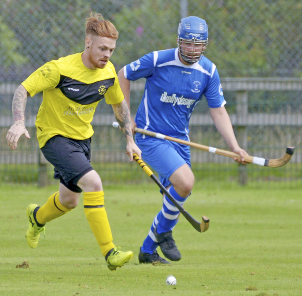 Shinty fixtures and results – 15.8.19