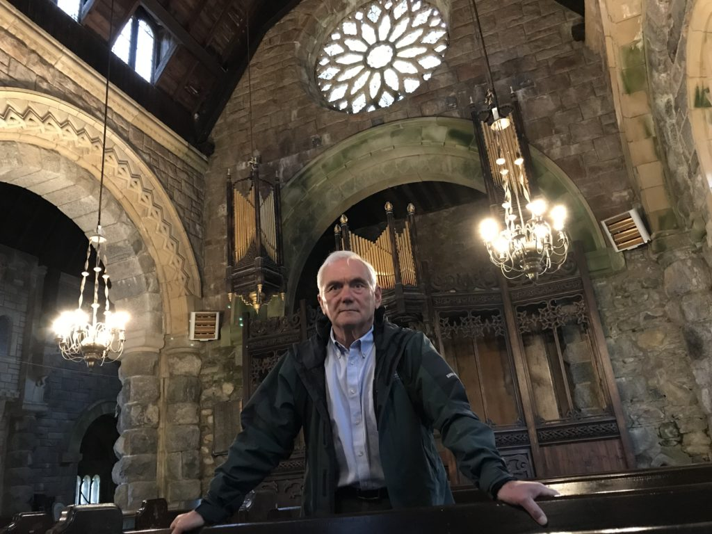 Kirk appeal is looking 'rosy' for iconic window
