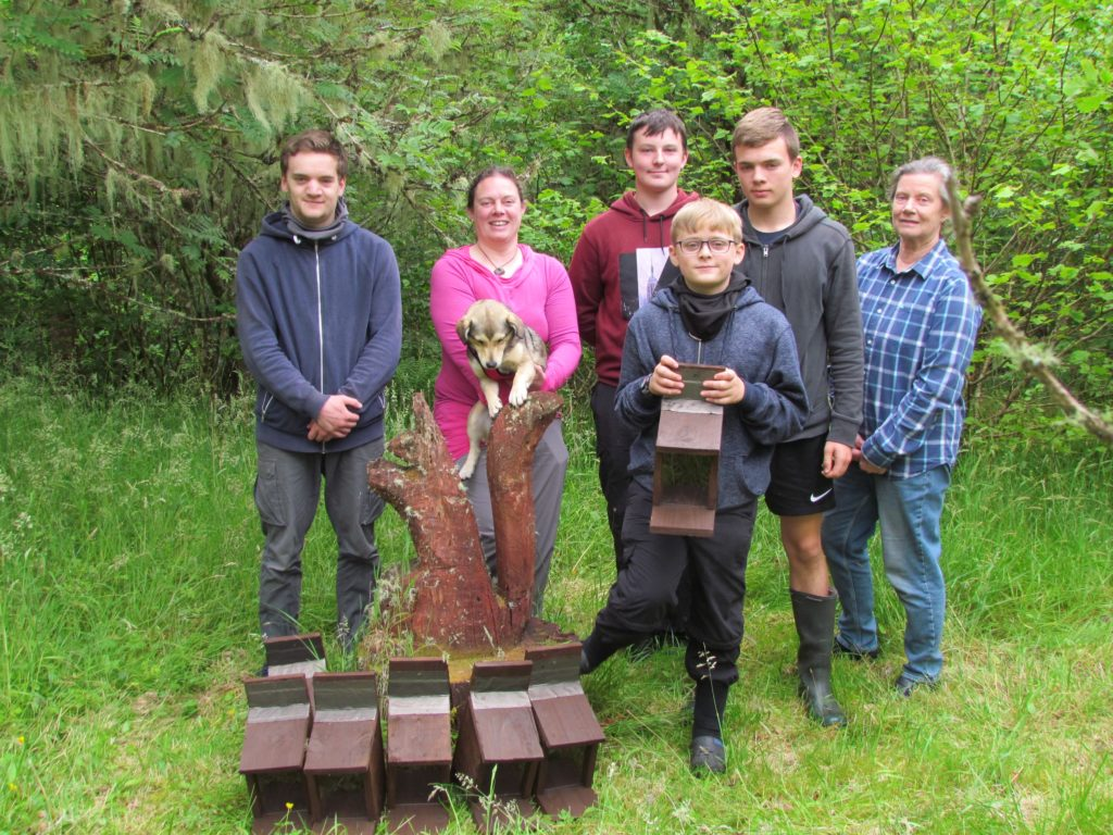 Project aims to save red squirrels