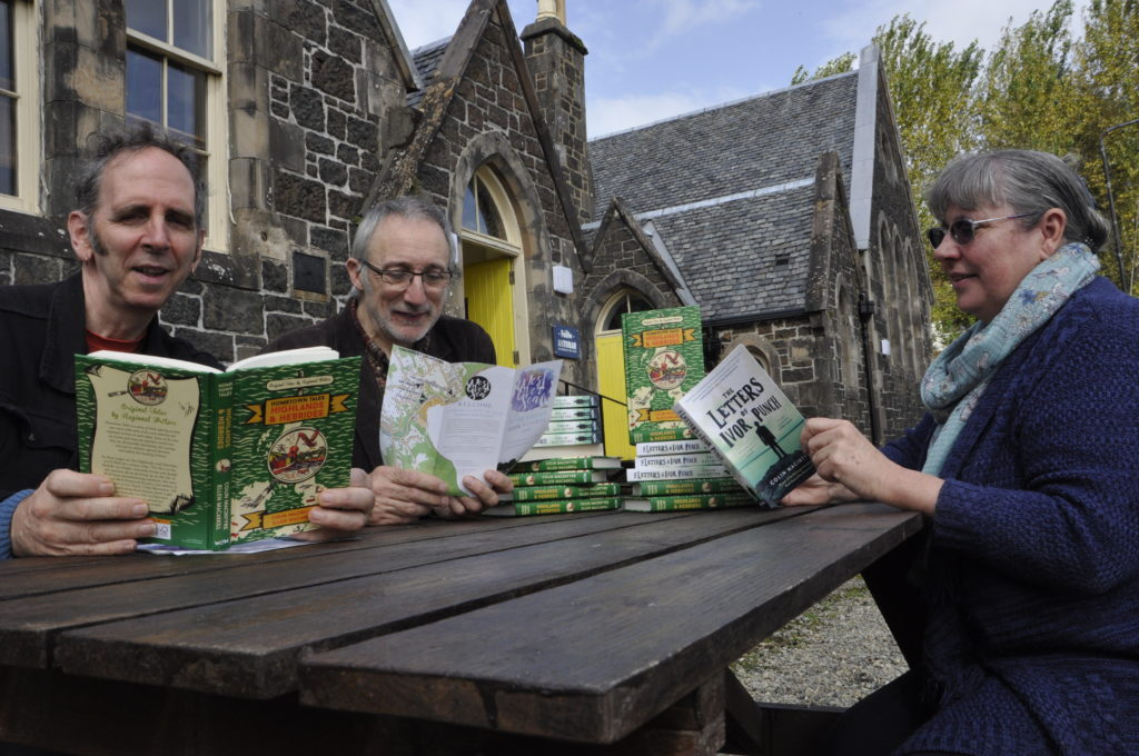 Calling in the prose for second Tobermory Book Festival