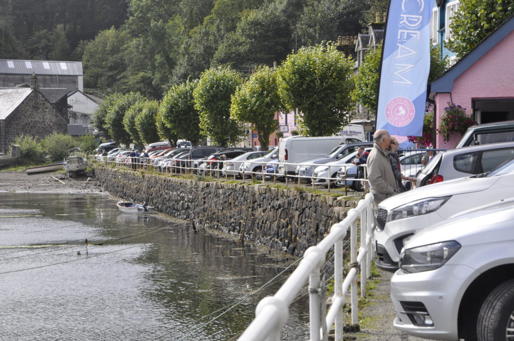 Quick hit hopes for congested Tobermory