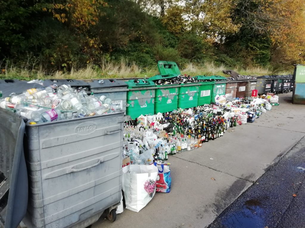Recycling rumours put to bed