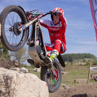 Dignan takes second at Super Trial