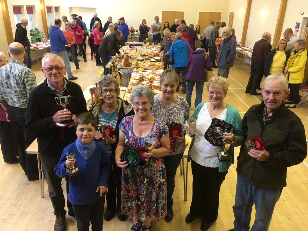 Entries up at Glengarry Produce Show 2019
