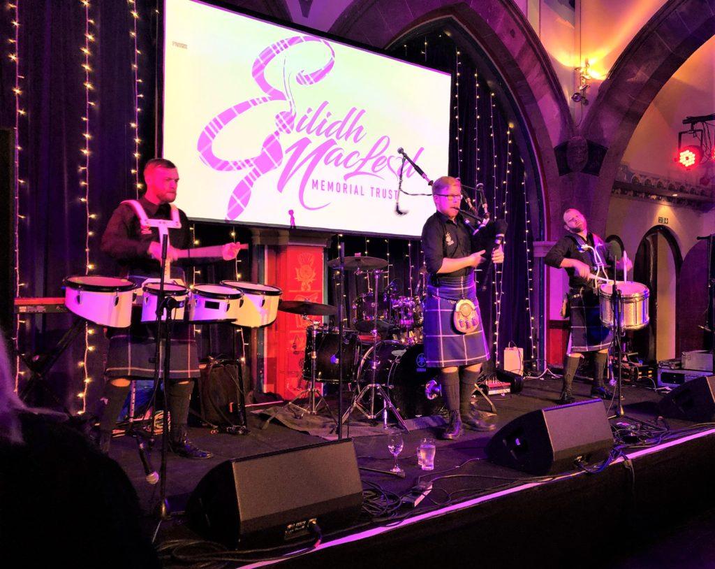 Eilidh's Trust launch event a 'resounding success'