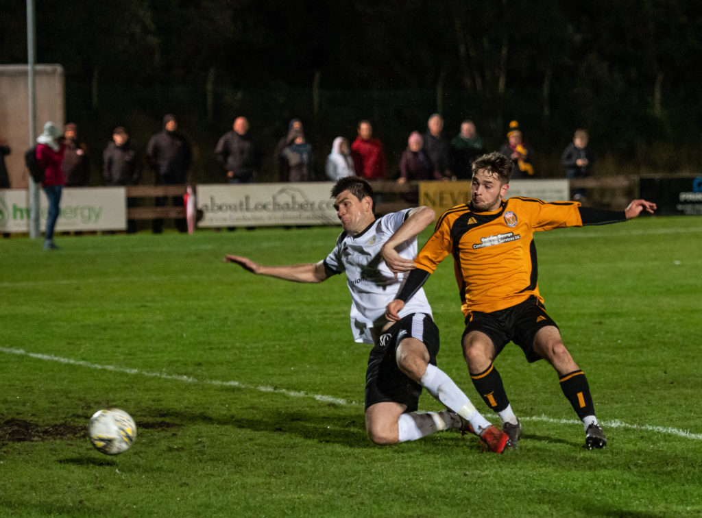 The wait is over! Fort William earn first league win in over two years