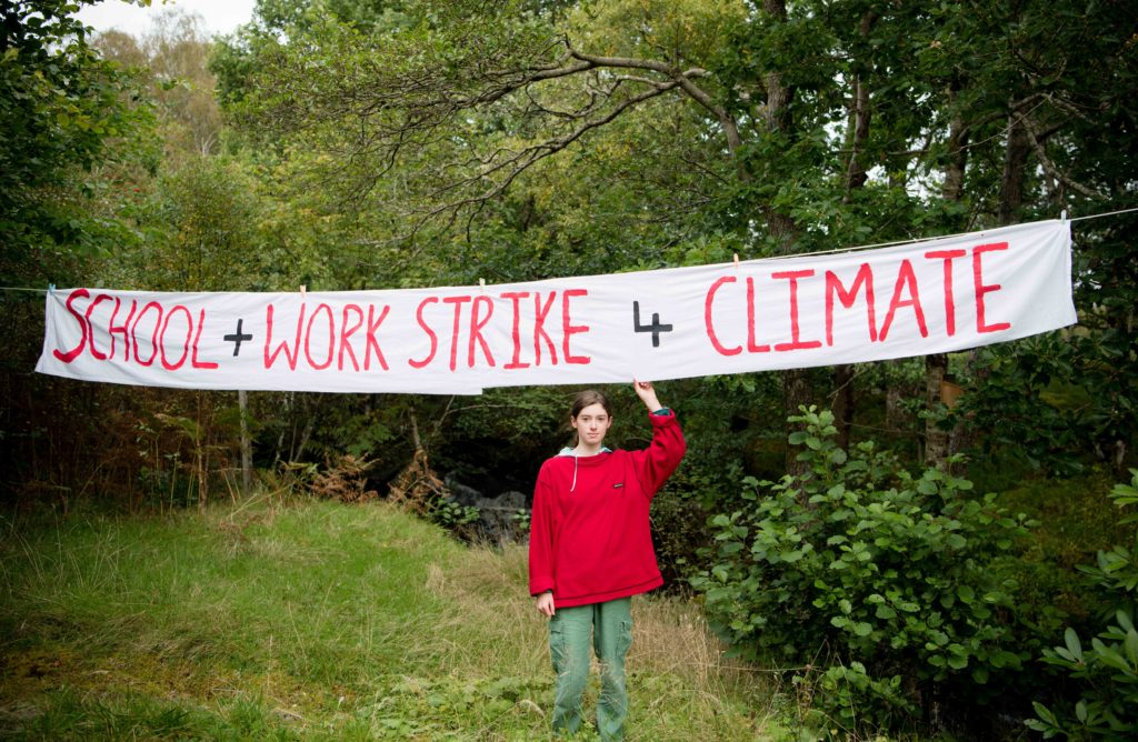 Plea for Lochaber people to join this week's global climate strike